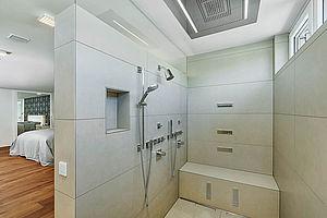 Duschtraum - Einfamilienhaus