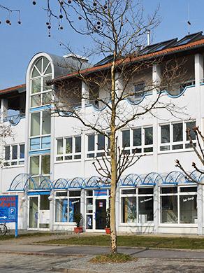 Betriebsgebäude- Walter Vögele Freiburg