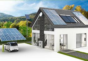 mehr erfahren zu Solar