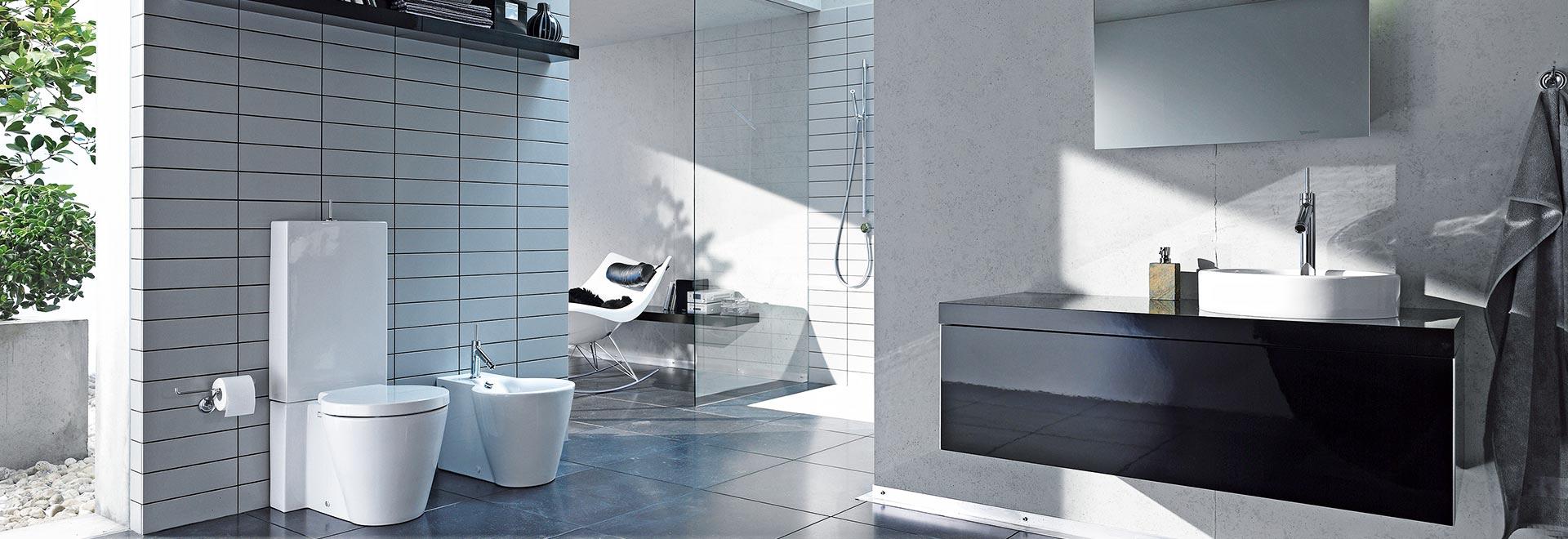 Walter Vögele GmbH in Freiburg: Moderne Badgestaltung