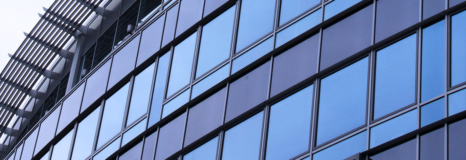 Walter Vögele GmbH in Freiburg: moderne Fassadenverkleidung