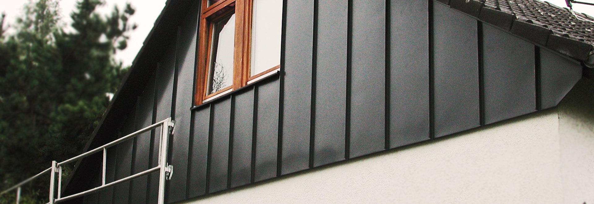 Walter Vögele GmbH in Freiburg: Blechverkleidung