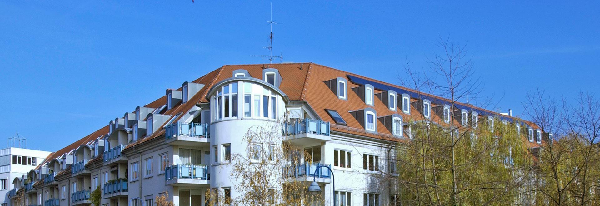 Walter Vögele GmbH in Freiburg: Blechverkleidung Dachgauben