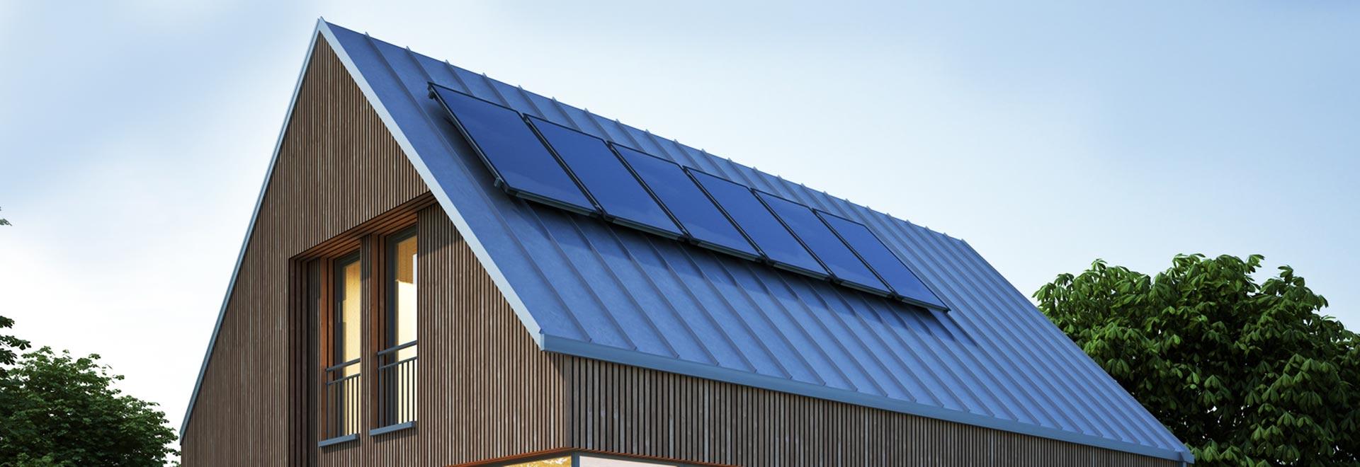 Walter Vögele GmbH in Freiburg: Einsatz modernster Solartechnik