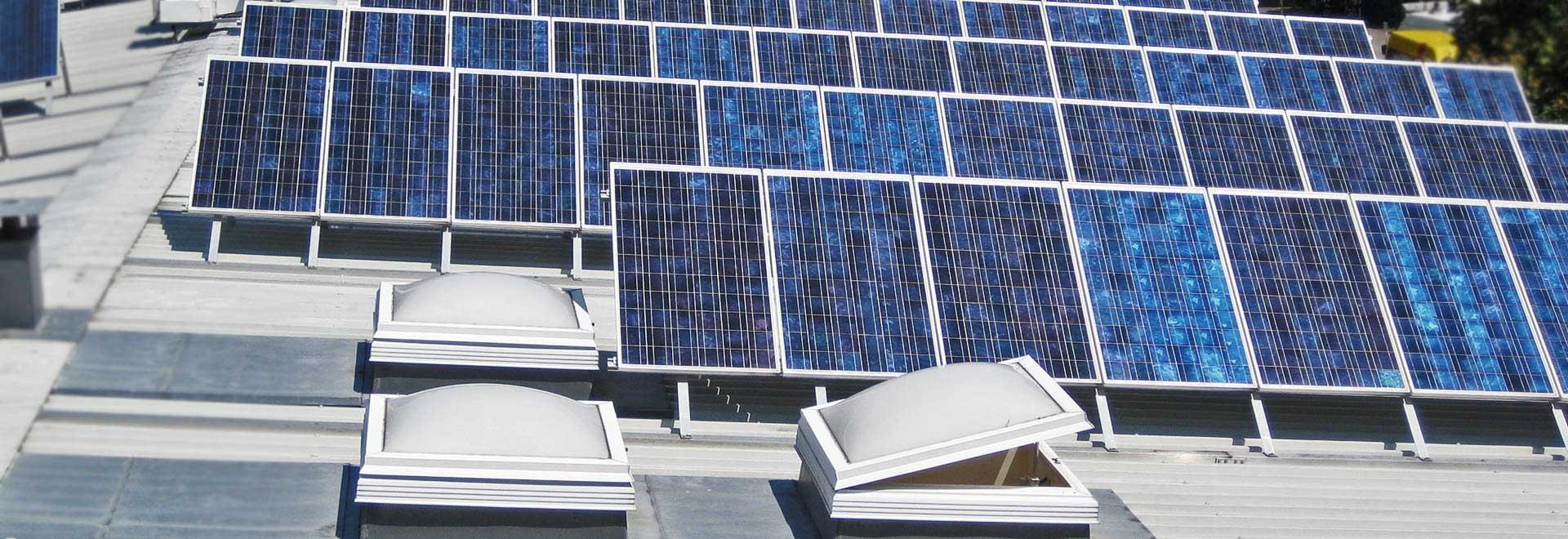Walter Vögele GmbH in Freiburg: wir gewinnen Solarstrom