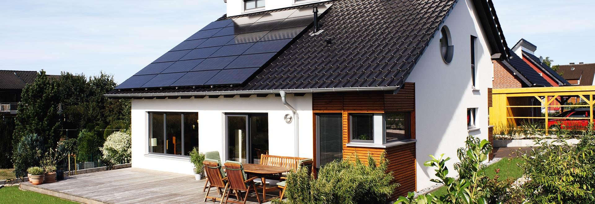 Walter Vögele GmbH in Freiburg: Eigennutzung Solarenergie
