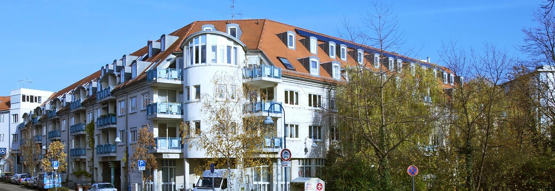 Walter Vögele GmbH in Freiburg: Solaranlage