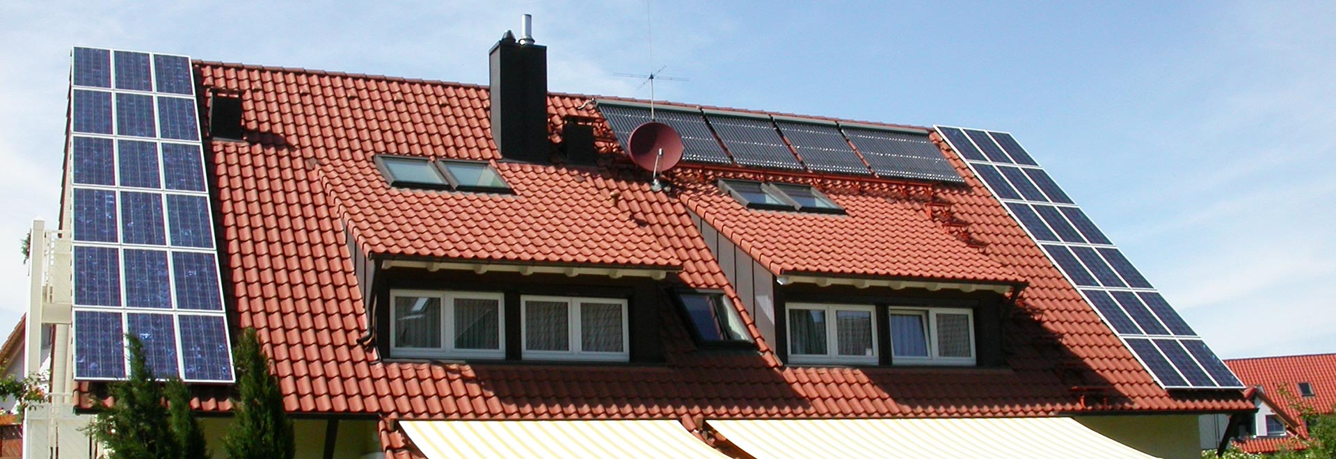 Walter Vögele GmbH in Freiburg: Solarenergie