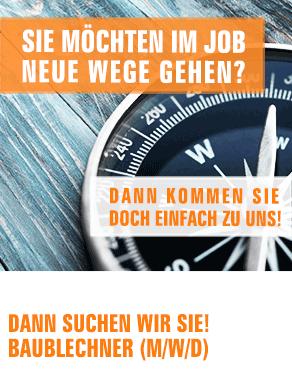 Motiv Anzeige Baublechner Walter Vögele