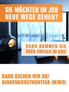 Motiv Anzeige Kundendienstmonteur Walter Vögele